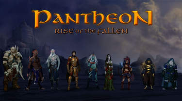 Pantheon : Rise of the Fallen