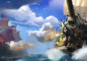 Sea of Thieves expose son système de communication !